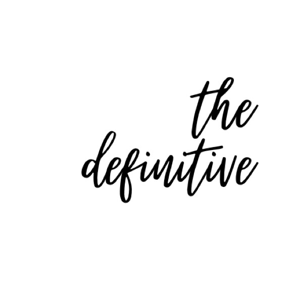 thedefinitive